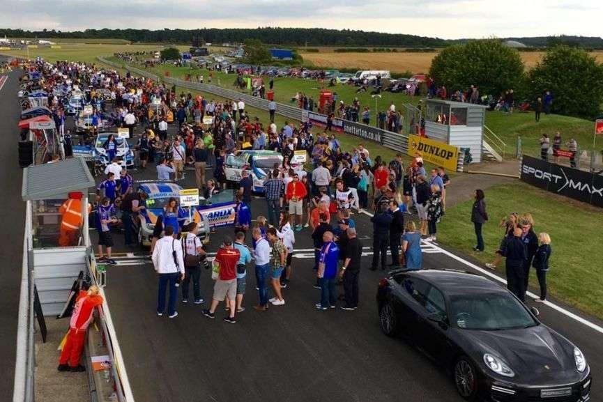 BTCC Snetterton