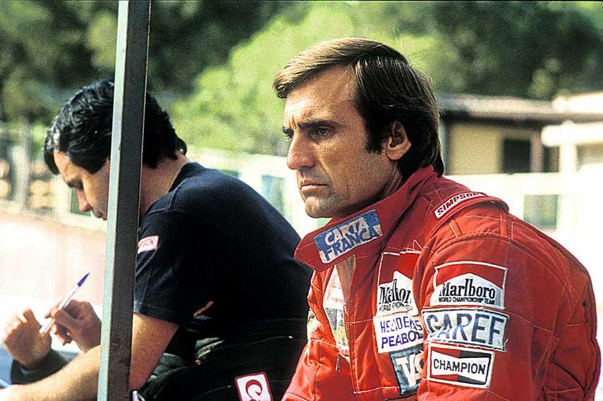 Carlos Reutemann formula Williams world grand prix race senna ferrari racing new years