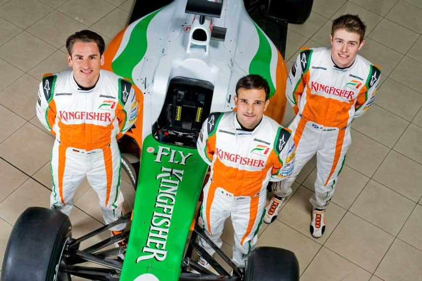 Force India Formula