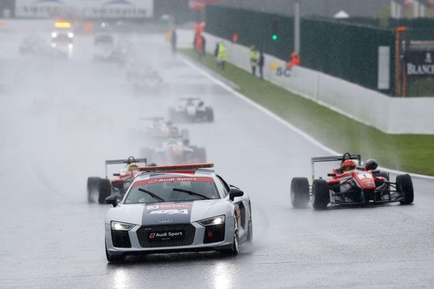 Formula 3, Spa