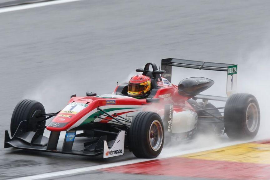 Formula 3 European Championship, Spa-Francorchamps, Lance Stroll