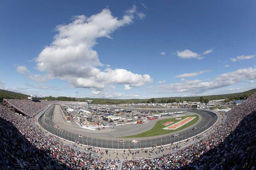 New Hamshire Motor Speedway