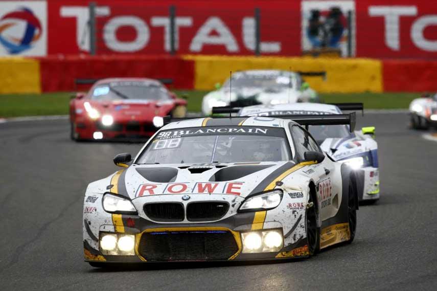 Rowe Racing BMW
