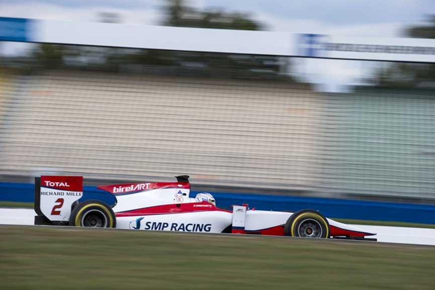 Sergey Sirotkin GP2 Series