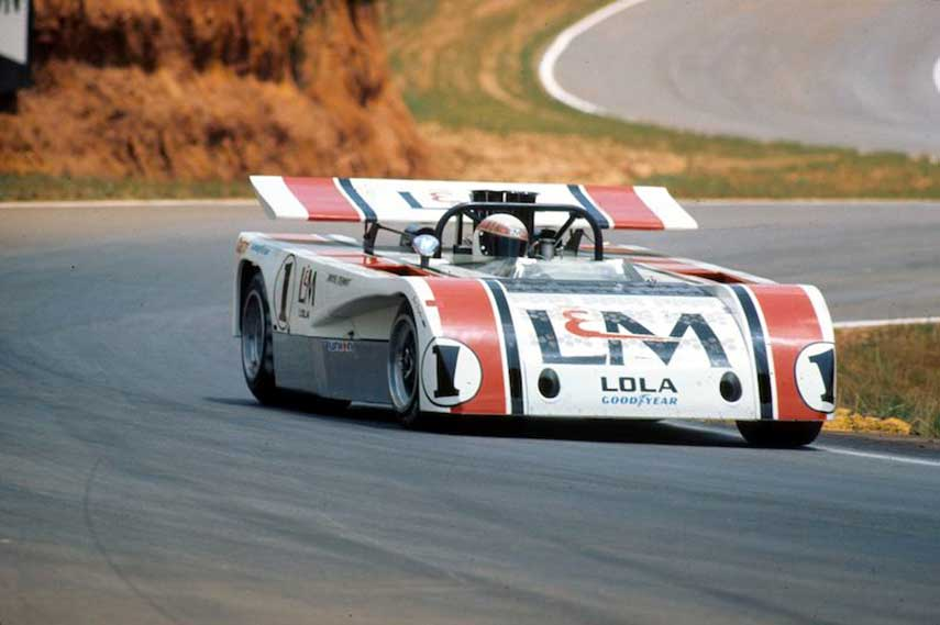 Mid-Ohio Sports Car Course, Jackie Stewart racing, grand prix green park