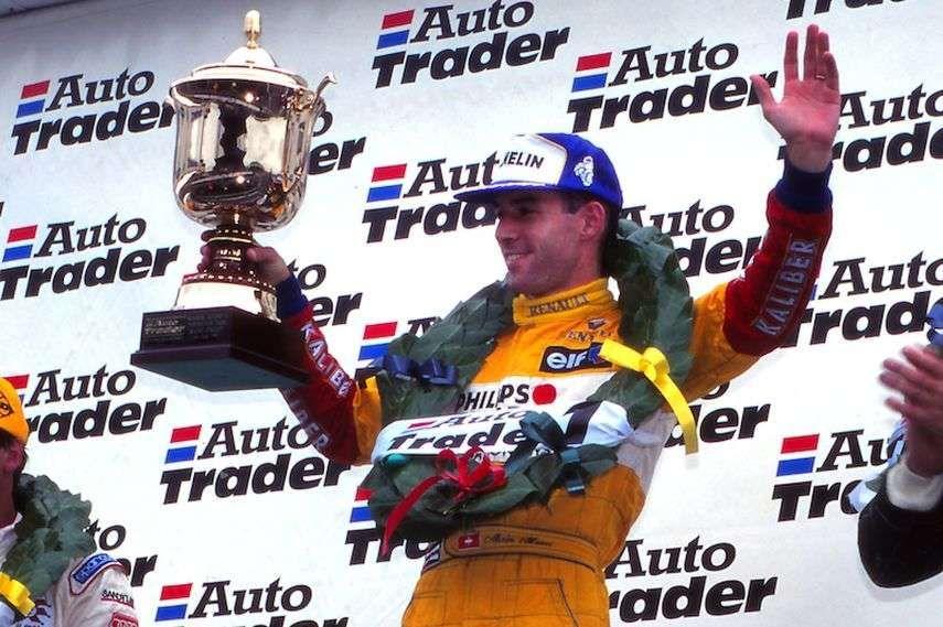 Alain Menu, BTCC champion 1997