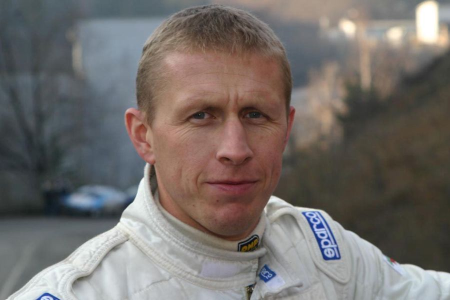 Alister McRae in 2004