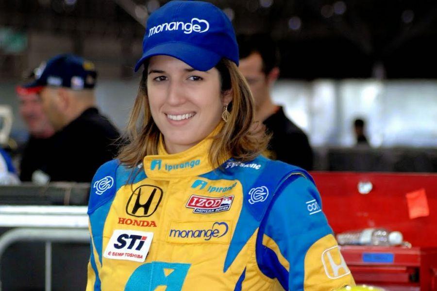 Ana Beatriz - Bia Figueiredo IndyCar