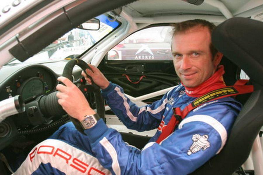 Anthony Beltoise Porsche Carrera Cup