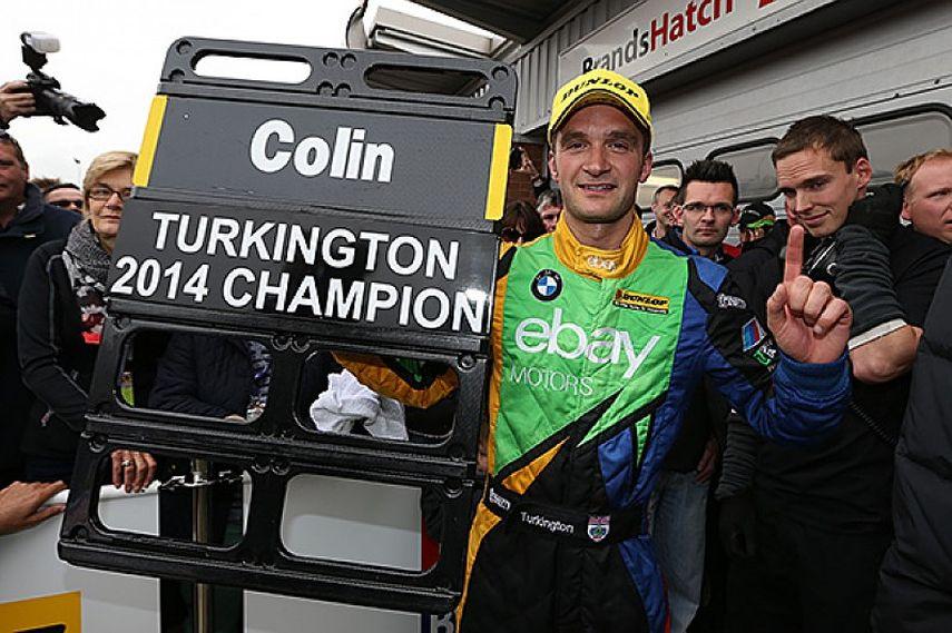 Colin Turkington, BTCC 2009 2014