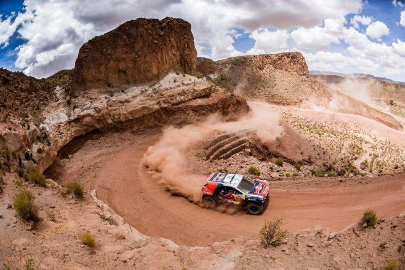 Dakar Rally, 2015, Peugeot