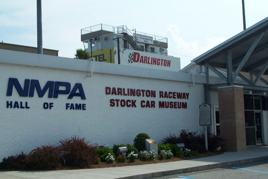Darlington Stock Car Museum