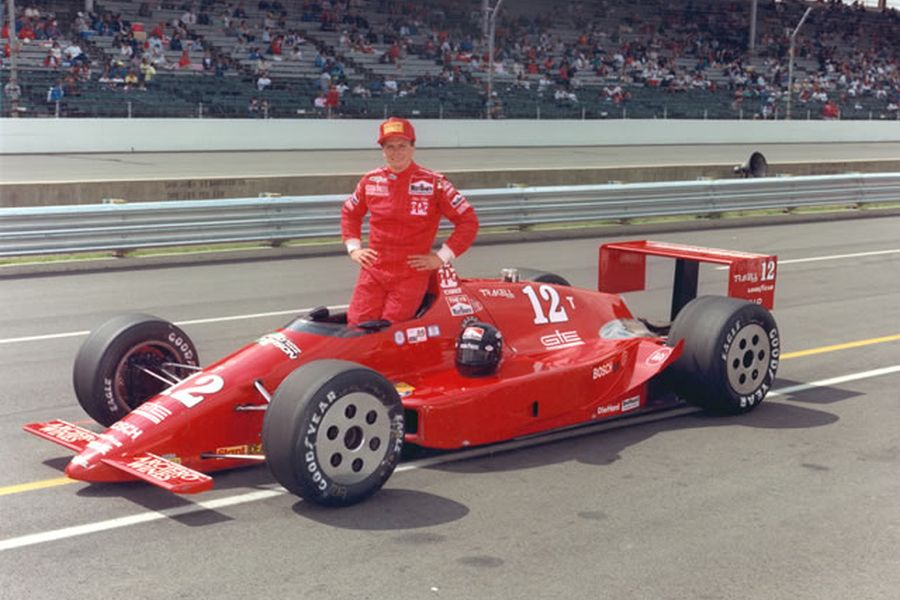 Theys debuted at Indianapolis 500 in 1989