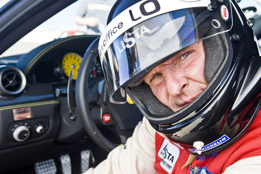 Didier Theys retired from racing in 2009