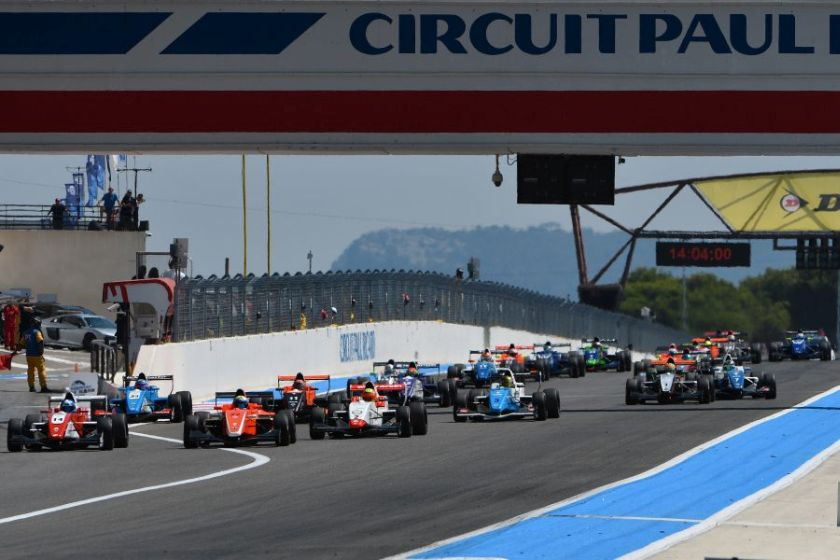 Formula Renault 2.0 Eurocup, Paul Ricard