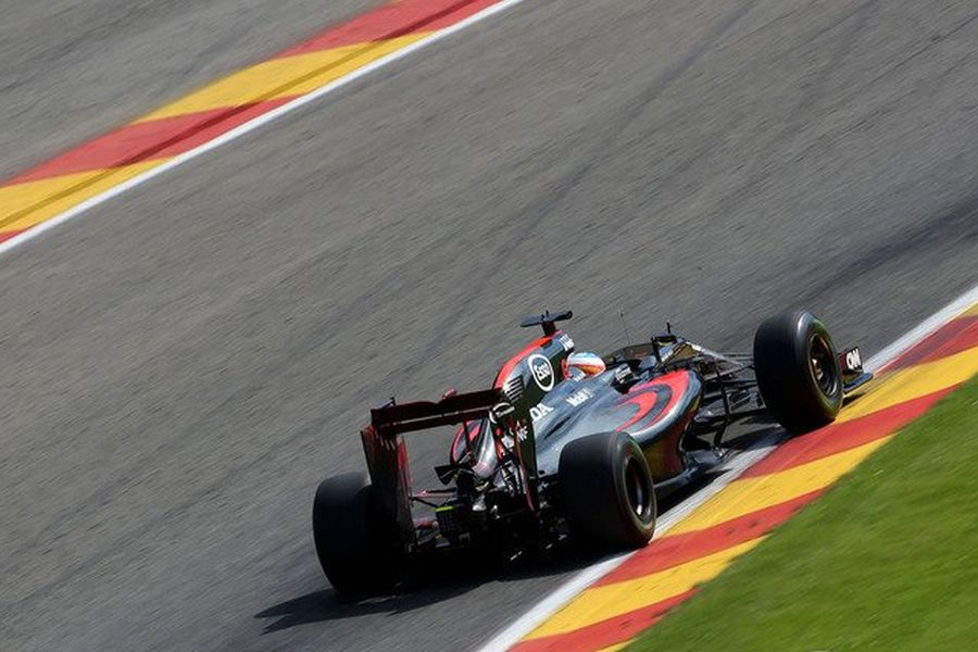 Nico Rosberg, 2016 Belgian Grand Prix