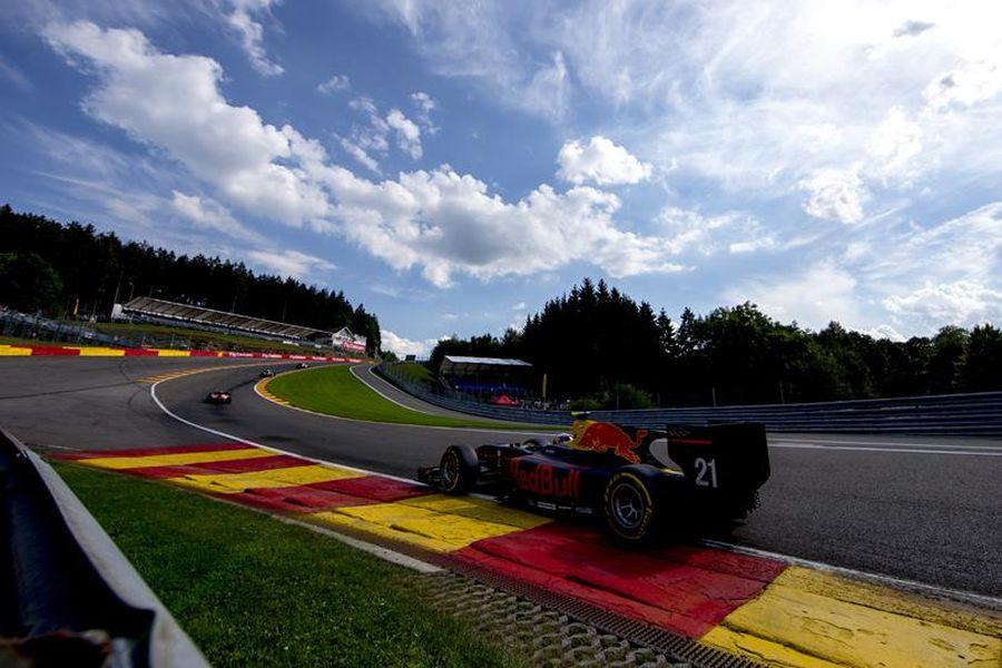 GP2 Series, Spa, Pierre Gasly