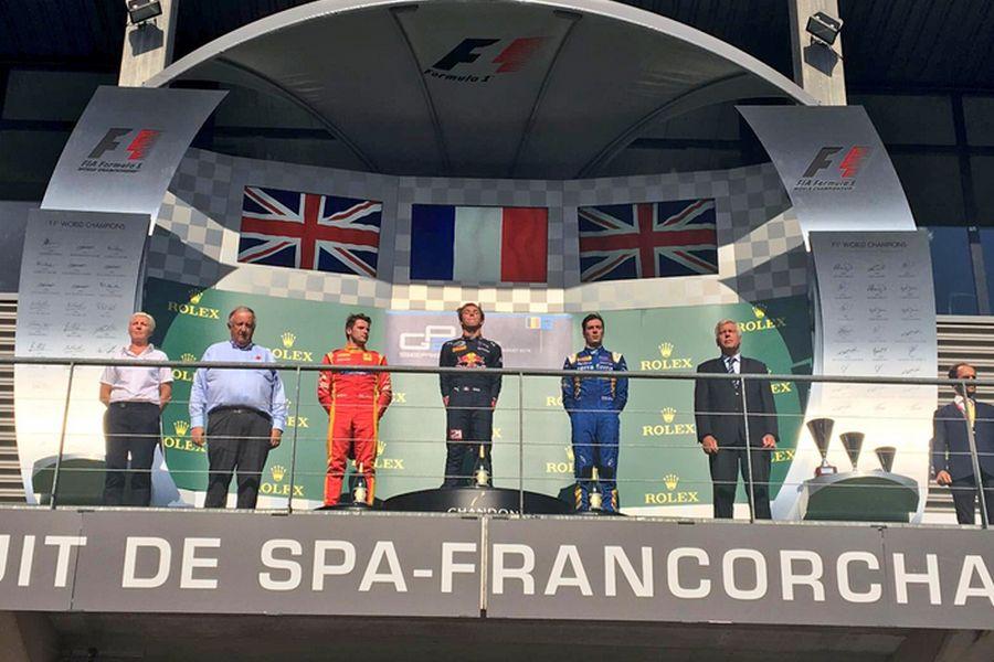GP2 Series, Spa