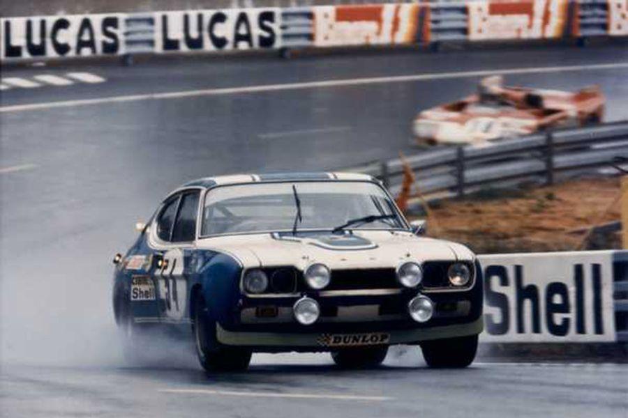 Gerry Birrell Ford Capri RS 2600