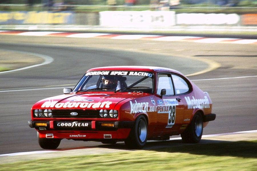Gordon Spice Racing's Ford Capri III 3.0S