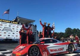 Dane Cameron and Eric Curran win at Road America