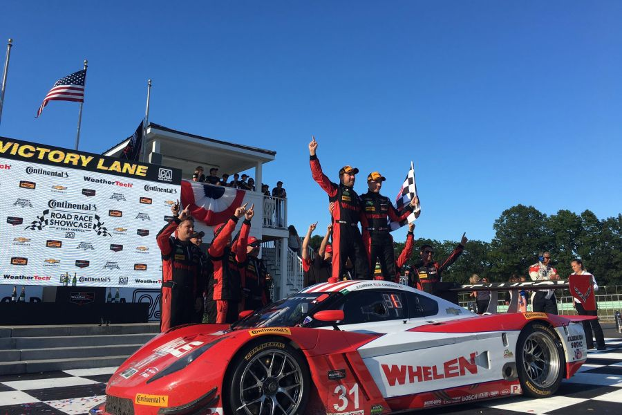 Dane Cameron and Eric Curran win at Road America