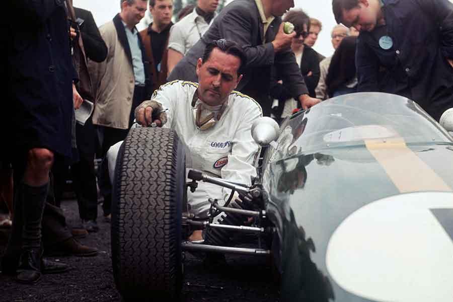 Jack Brabham formula John racing season world cars