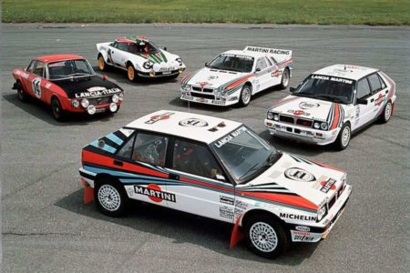 Lancia Rally Cars