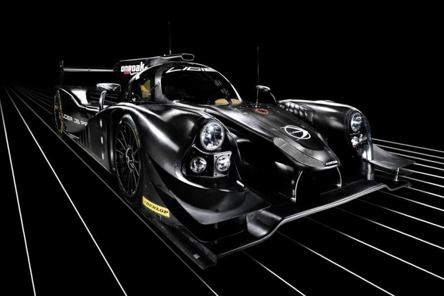 Ligier JS P2 prototype, Onroak Automotive