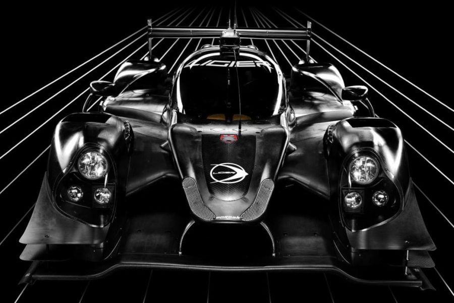 Onroak Automotive Ligier JS P2 Le Mans prototype