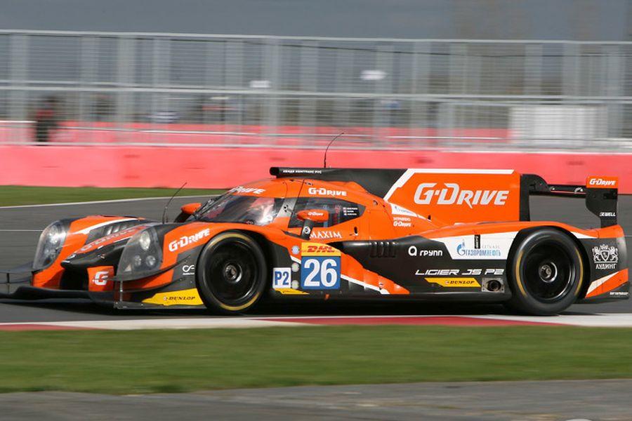 G-Drive Racing 2015 Ligier JS P2, motorsport news