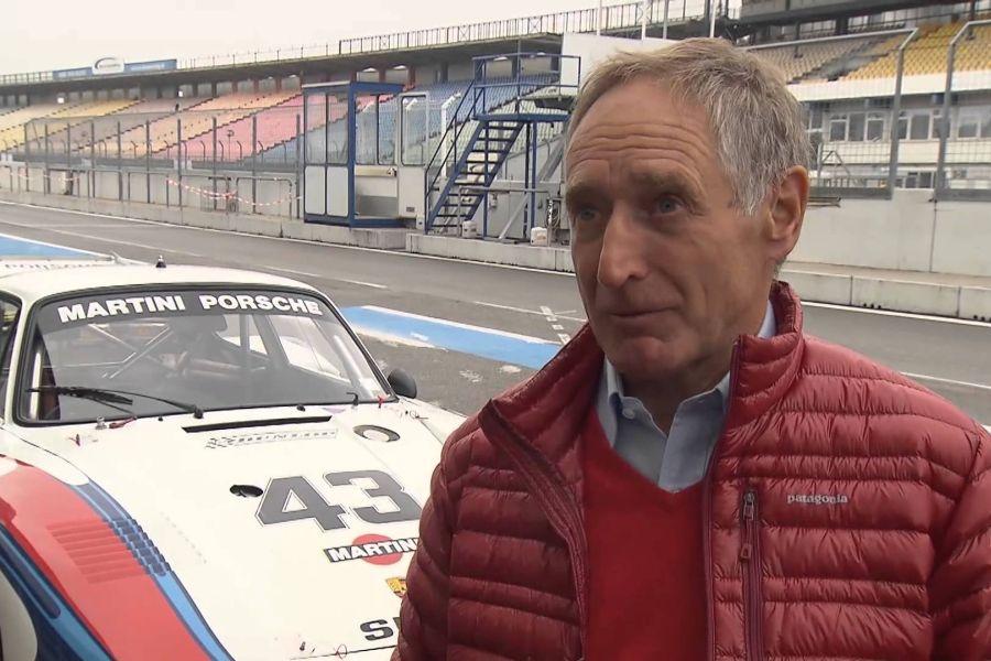 Manfred Schurti, Martini Porsche