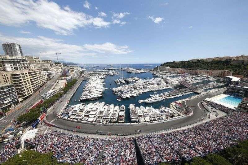 Monaco Grand Prix Monte Carlo
