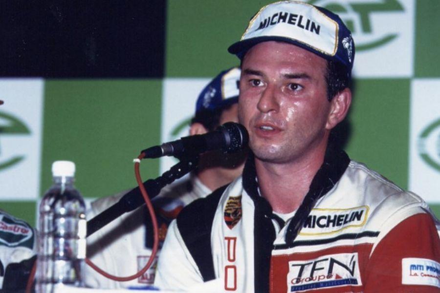 Patrice Goueslard in 1997