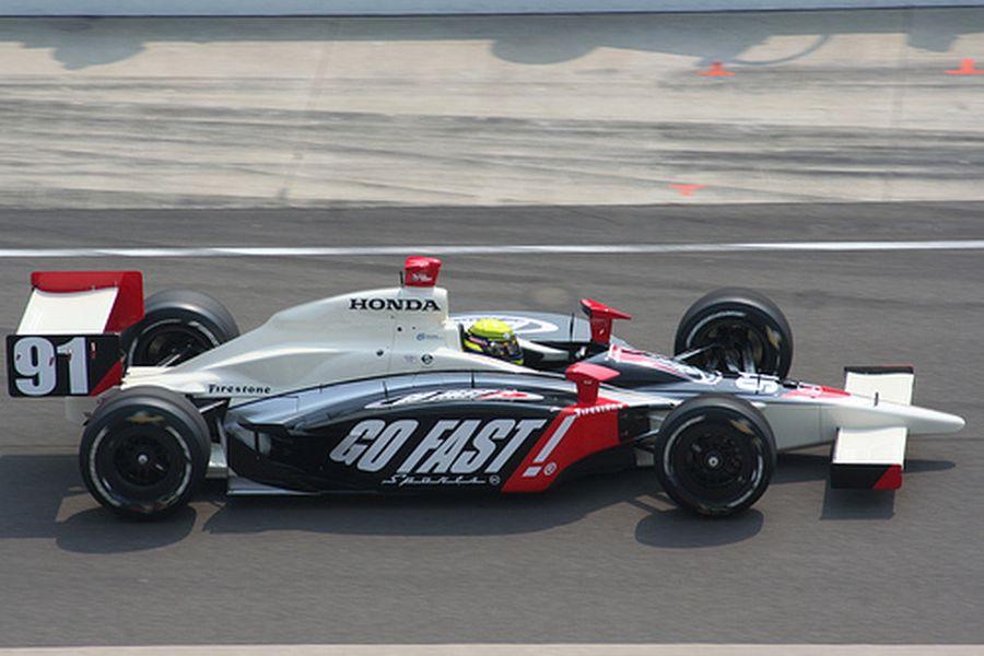 Richie Hearn, 2007, Indianapolis 500, Hemelgarn Racing #91 Honda