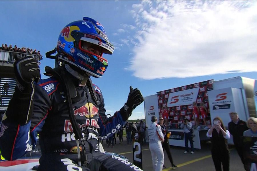 Jamie Whincup, 100th win