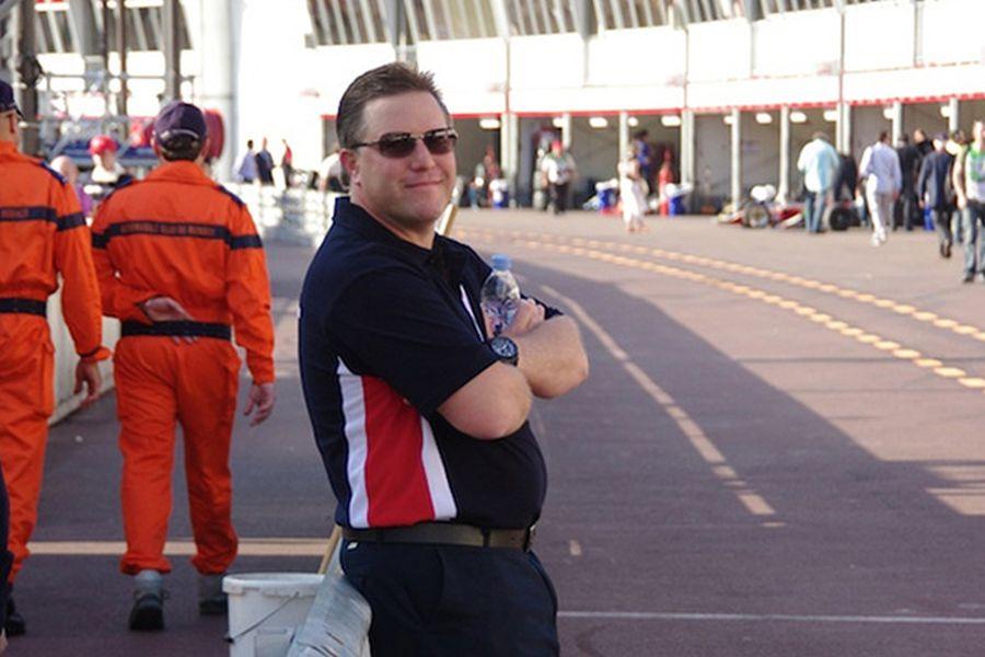 Zak Brown took a break from racing between 2001 and 2005