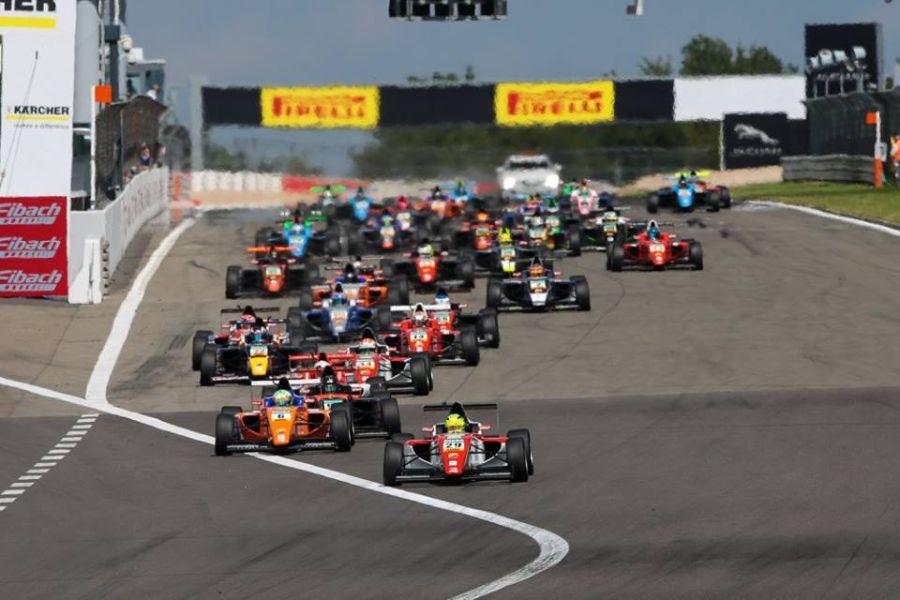 ADAC F4, Nurburgring