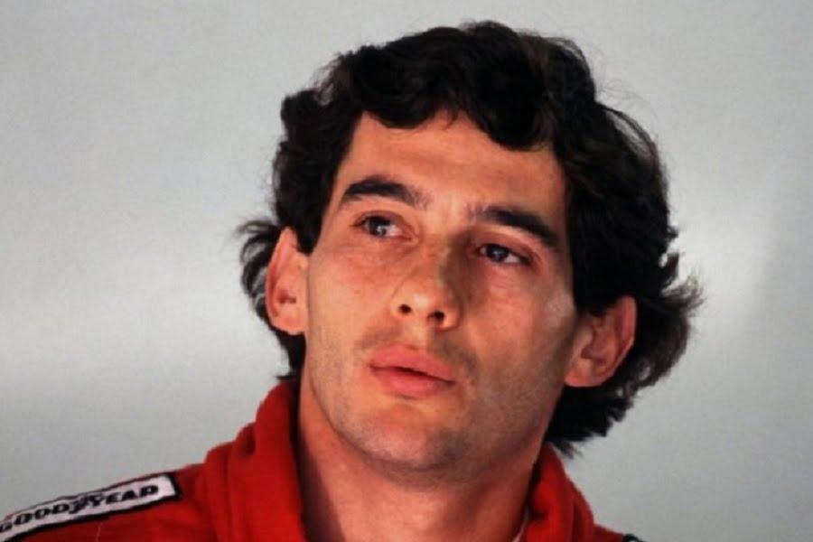 Ayrton Senna, formula 1 driver