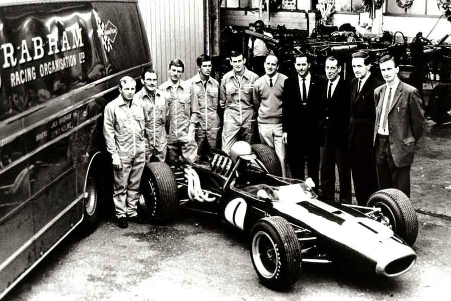 Jack Brabham Formula