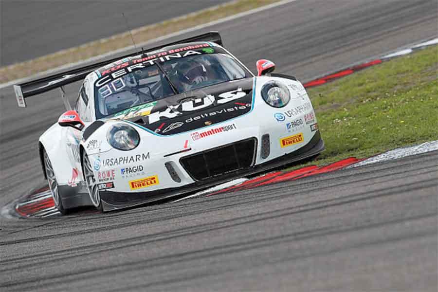 Porsche Team 75 ADAC GT Masters
