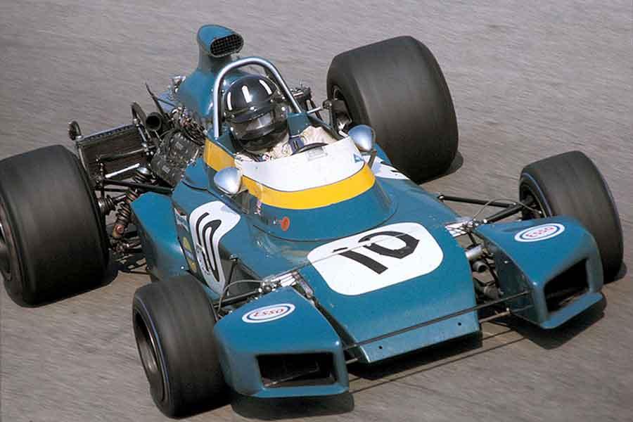 Graham Hill Brabham