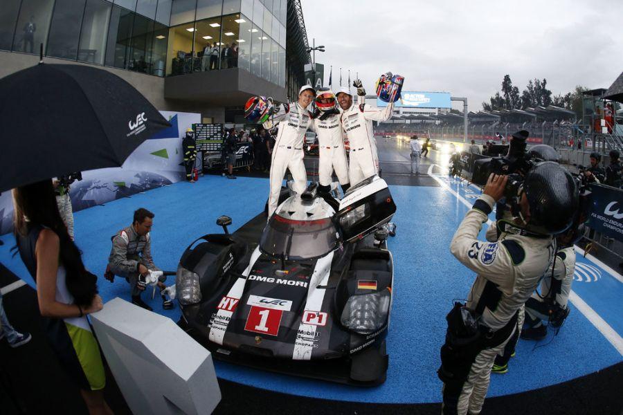 2016 FIA WEC, Mexico, Porsche