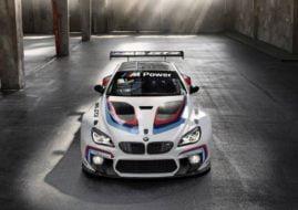 BMW Motorsport M6 GT3