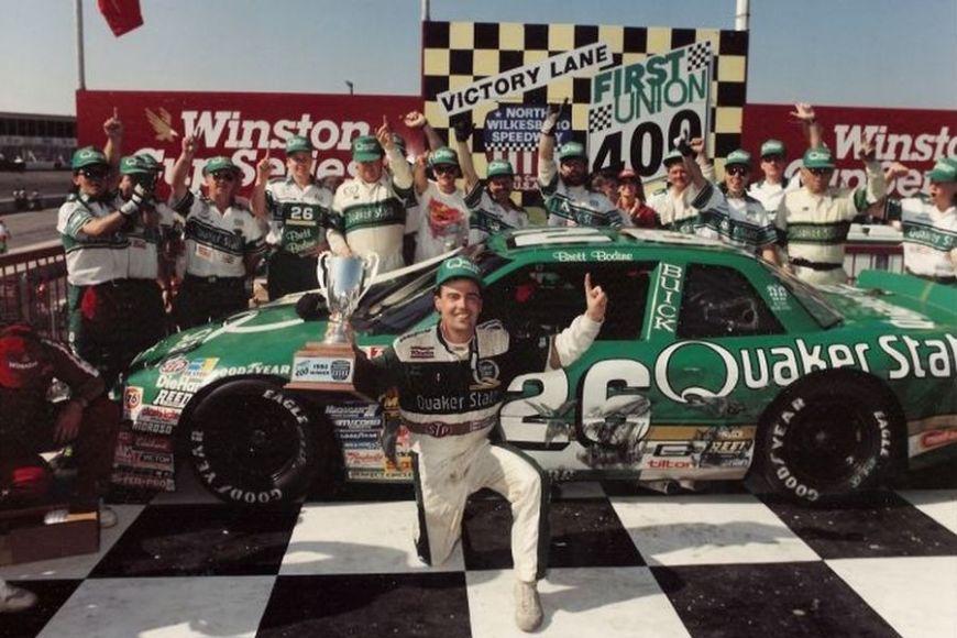 Brett Bodine, 1990 North Wilkesboro