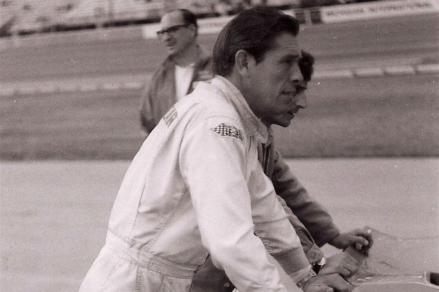 Chuck Parsons was active until 1972