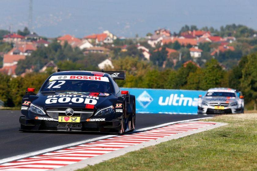 DTM Hungaroring Juncadella