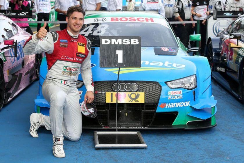 Edoardo Mortara, DTM Audi Nurburgring