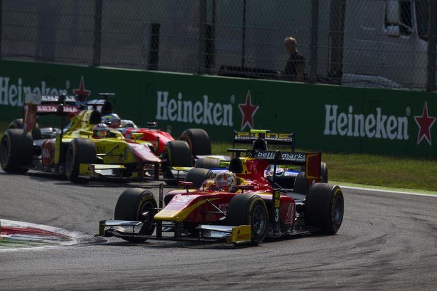 GP2 Series, Monza