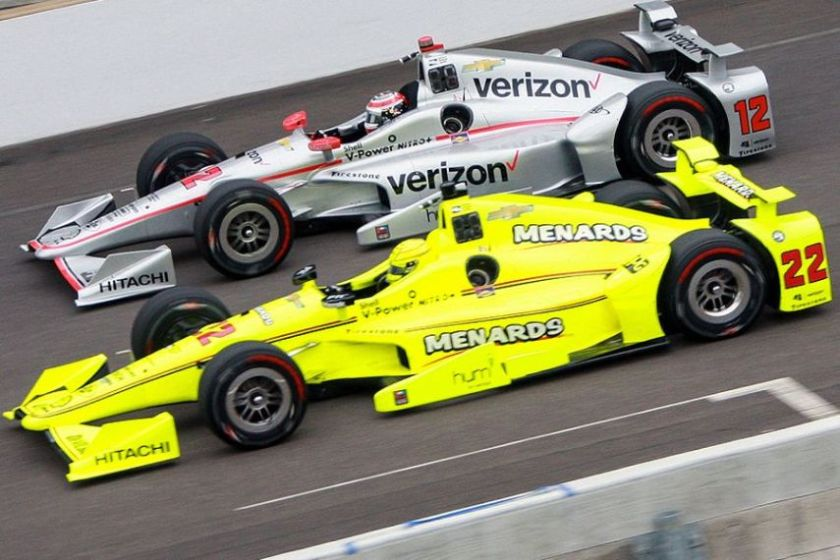 2016 IndyCar Series finale preview, title contenders Simon Pagenaud and Will Power